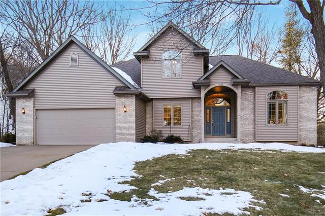 4144 Erica Ct, Eau Claire, WI 54701 (MLS #1550850) :: The Hergenrother Realty Group