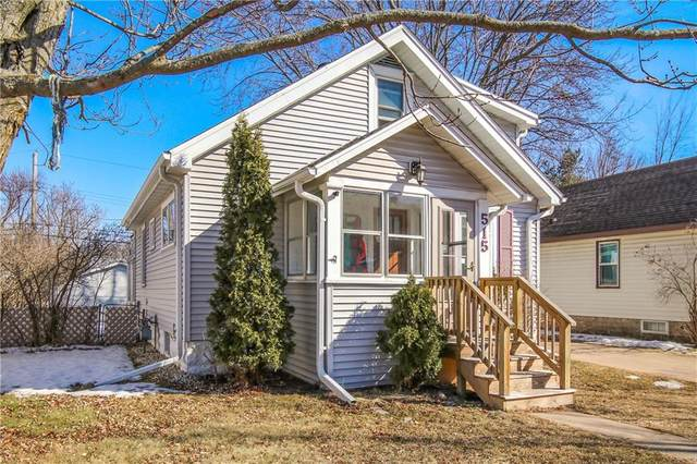 515 Starr Avenue, Eau Claire, WI 54703 (MLS #1550918) :: The Hergenrother Realty Group