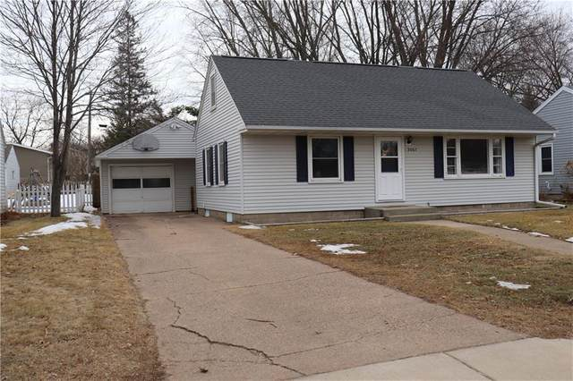 3007 Rudolph Road, Eau Claire, WI 54701 (MLS #1550933) :: The Hergenrother Realty Group