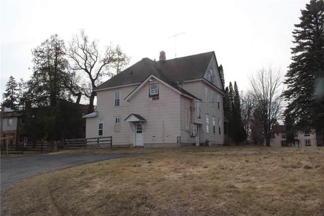 406 N Pine Street #1, Grantsburg, WI 54840 (MLS #1551864) :: RE/MAX Affiliates