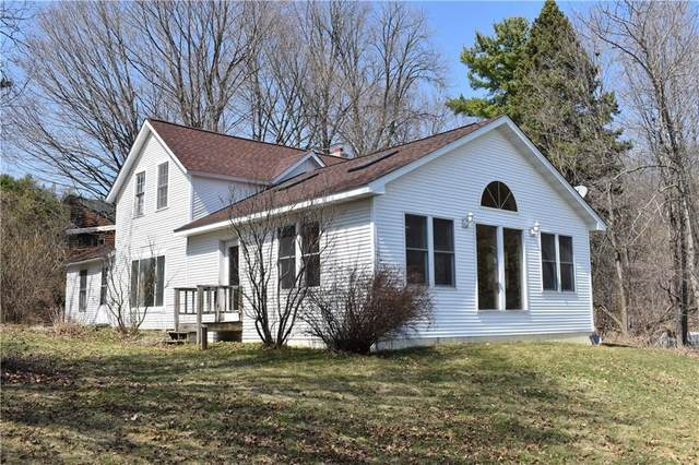 N1494 County Highway Md, Sarona, WI 54870 (MLS #1552300) :: RE/MAX Affiliates