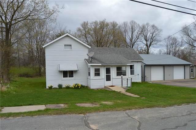 208 N Hill Street, Fairchild, WI 54741 (MLS #1552383) :: RE/MAX Affiliates