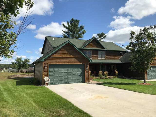 1387 3 1/4 Street #13, Turtle Lake, WI 54889 (MLS #1552775) :: RE/MAX Affiliates