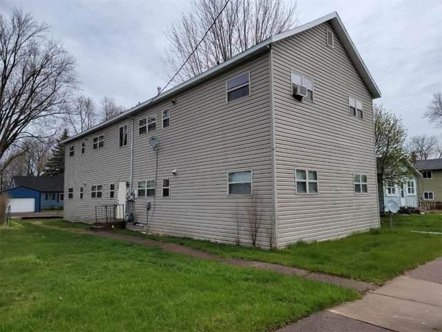 1150 Foster Street 1-4, Cumberland, WI 54829 (MLS #1552781) :: RE/MAX Affiliates