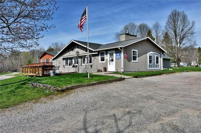 N2586 Spider Lake Trail, Birchwood, WI 54817 (MLS #1553127) :: RE/MAX Affiliates