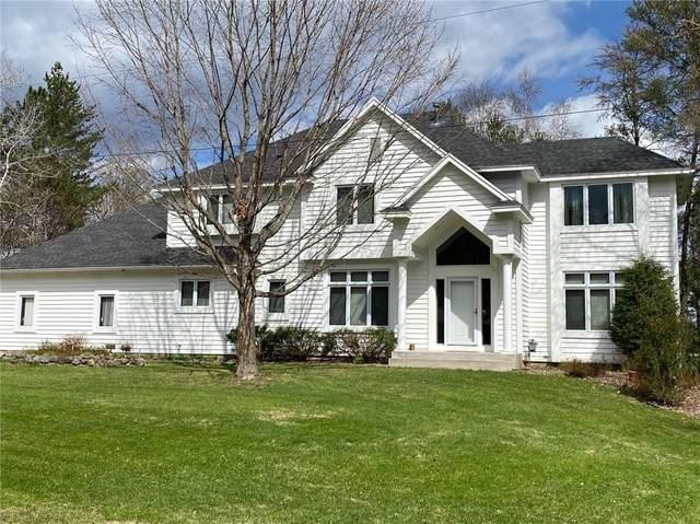 10726N Pinecrest Drive, Hayward, WI 54843 (MLS #1553155) :: RE/MAX Affiliates