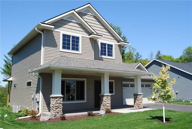 Lot 158 Pebble Beach Drive, Altoona, WI 54720 (MLS #1554457) :: RE/MAX Affiliates