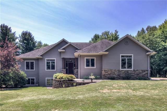 11125 E Shady Pine Road, Fall Creek, WI 54742 (MLS #1555911) :: RE/MAX Affiliates