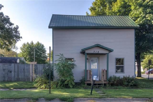 716 Lee Street, Rice Lake, WI 54868 (MLS #1558335) :: RE/MAX Affiliates
