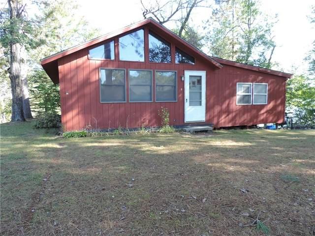 N7608 Little Bass Lake Rd, Spooner, WI 54801 (MLS #1558421) :: RE/MAX Affiliates