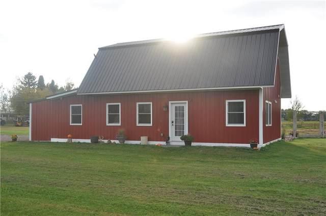 26136 County Highway F, New Auburn, WI 54757 (MLS #1558889) :: RE/MAX Affiliates