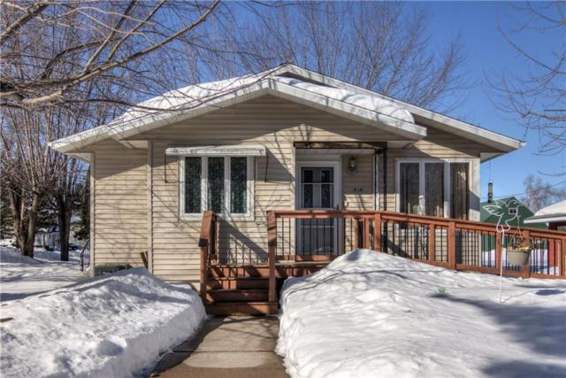 816 Race Street, Boyceville, WI 54725 (MLS #1528190) :: The Hergenrother Realty Group