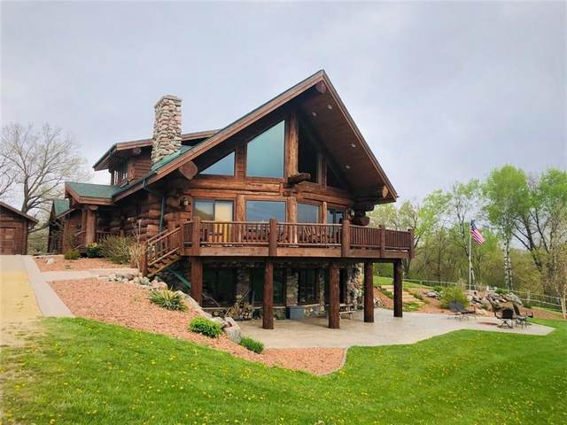 W28707 Lewis Valley Road, Arcadia, WI 54612 (MLS #1540438) :: The Hergenrother Realty Group