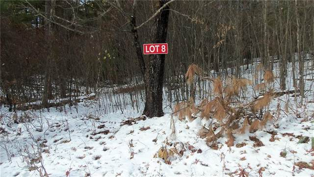 LOT 8 Firefly Lane, Webster, WI 54893 (MLS #1548382) :: RE/MAX Affiliates