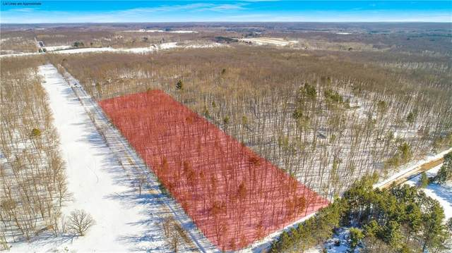 7 acres Crystal Mountain Road, Spooner, WI 54801 (MLS #1550766) :: RE/MAX Affiliates