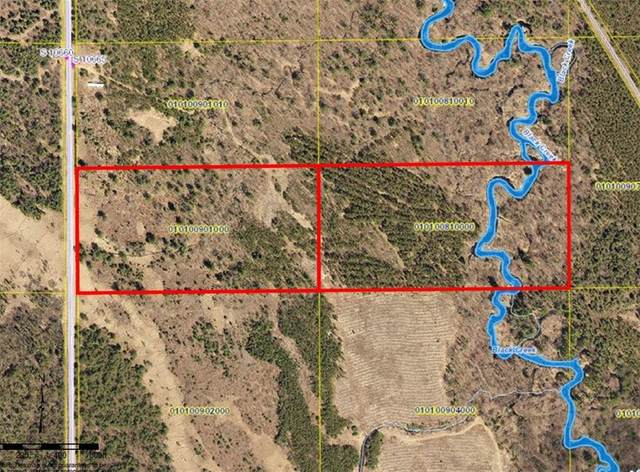 0 Center Road, Fairchild, WI 54741 (MLS #1551014) :: The Hergenrother Realty Group