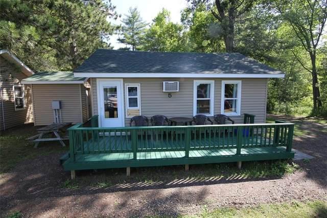 2673 Webb Lake Trail Cabin 2, Danbury, WI 54830 (MLS #1552386) :: RE/MAX Affiliates