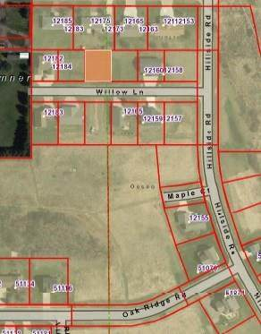 Lot 26 Willow Road, Osseo, WI 54758 (MLS #1529818) :: RE/MAX Affiliates