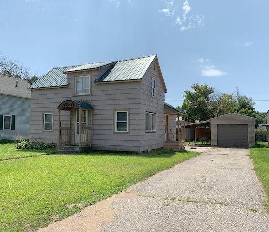 629 E Broadway Street, Blair, WI 54616 (MLS #1534603) :: The Hergenrother Realty Group