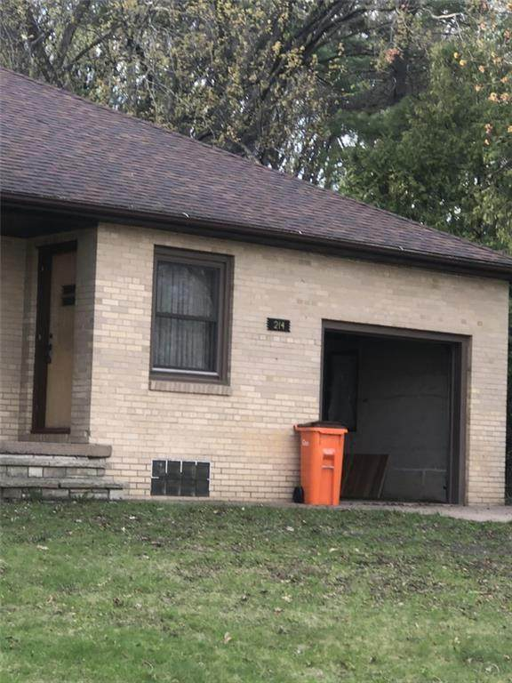 214 Mt Washington Avenue, Eau Claire, WI 54701 (MLS #1552481) :: RE/MAX Affiliates
