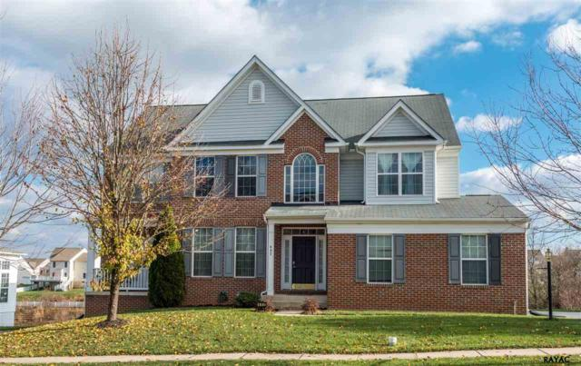 692 Silver Maple Cir, Seven Valleys, PA 17360 (MLS #21613202) :: The Jim Powers Team