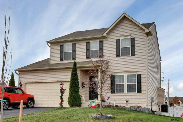 8694 Diamond Run Court, Seven Valleys, PA 17360 (MLS #21613440) :: The Jim Powers Team