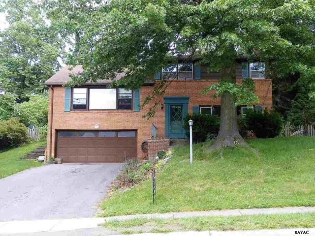 2816 Eastwood Dr., York, PA 17402 (MLS #21706348) :: CENTURY 21 Core Partners