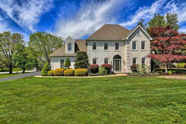 1610 Detwiler Drive, York, PA 17404 (MLS #21706787) :: CENTURY 21 Core Partners