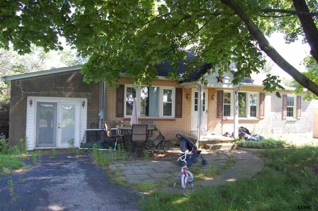 636 Dellinger Road, Mount Wolf, PA 17347 (MLS #21707079) :: CENTURY 21 Core Partners