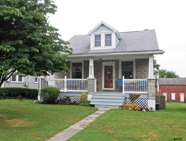 803 Hellam Street, Wrightsville, PA 17368 (MLS #21707266) :: CENTURY 21 Core Partners