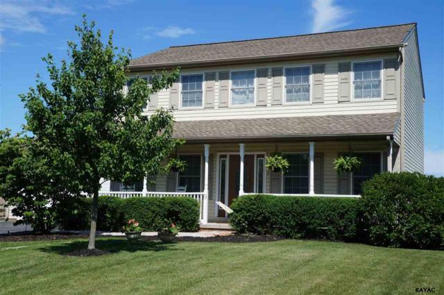 73 Dickinson Drive, Hanover, PA 17331 (MLS #21707298) :: CENTURY 21 Core Partners