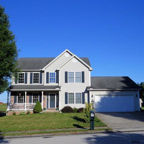 25 Wheaton Drive, Littlestown, PA 17340 (MLS #21707361) :: CENTURY 21 Core Partners