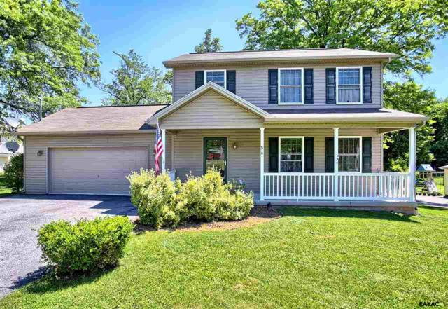 510 Ellencroft Drive, Lewisberry, PA 17339 (MLS #21707918) :: Teampete Realty Services, Inc