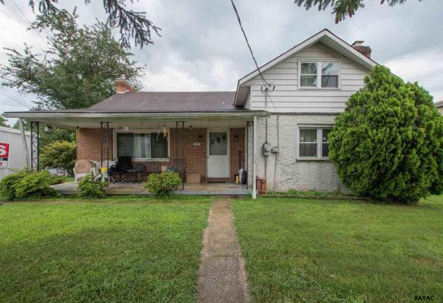 107 E Front Street, Lewisberry, PA 17339 (MLS #21708538) :: Teampete Realty Services, Inc