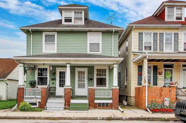 126.5 Third Street, Hanover, PA 17331 (MLS #21709467) :: CENTURY 21 Core Partners
