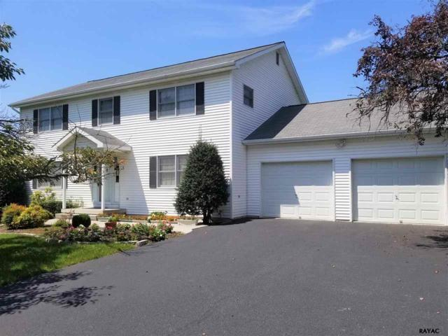 5 Sunspot Trail, Fairfeild, PA 17320 (MLS #21709681) :: CENTURY 21 Core Partners