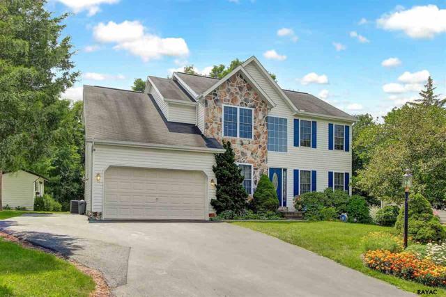 932 Willow Ridge Drive, York, PA 17404 (MLS #21709778) :: CENTURY 21 Core Partners