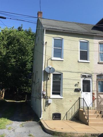 227 Mill St, Columbia, PA 17512 (MLS #21709851) :: Benchmark Real Estate Team of KW Keystone Realty
