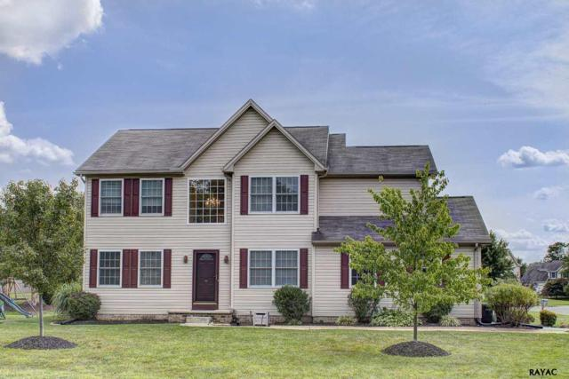 1002 Willow Ridge Drive, York, PA 17404 (MLS #21709932) :: CENTURY 21 Core Partners
