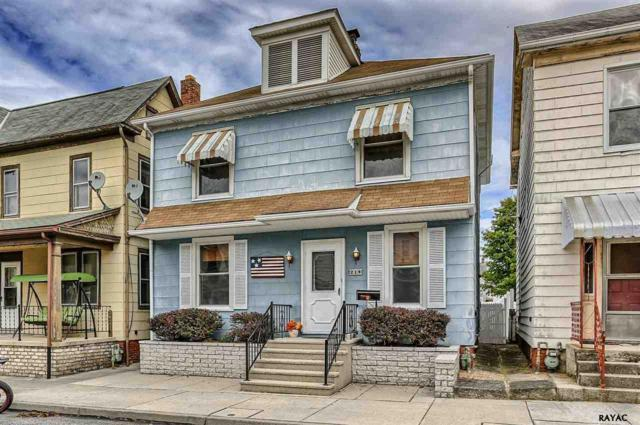 214 Second Ave, Hanover, PA 17331 (MLS #21710590) :: The Jim Powers Team