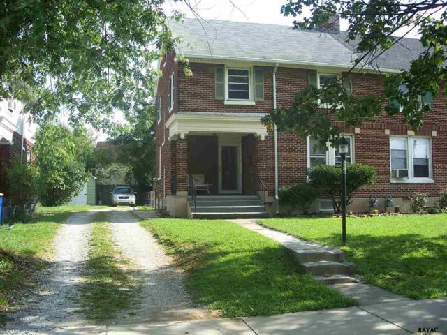 550 W Springettsbury Ave, York, PA 17403 (MLS #21710596) :: The Jim Powers Team