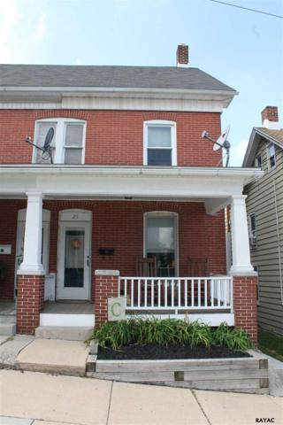 25 Henrietta Street, Red Lion, PA 17356 (MLS #21710704) :: Benchmark Real Estate Team of KW Keystone Realty