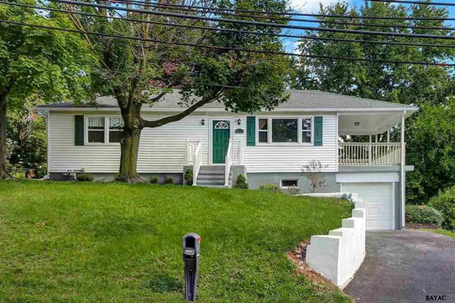 3911 Carlisle Road, Dover, PA 17315 (MLS #21710708) :: Benchmark Real Estate Team of KW Keystone Realty