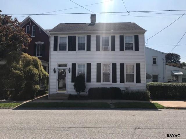 311 Locust Street, Wrightsville, PA 17368 (MLS #21710733) :: The Jim Powers Team