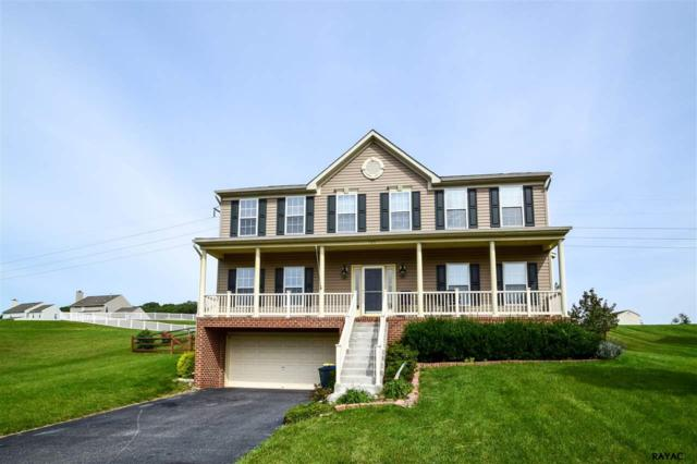 125 Leah Lane, Spring Grove, PA 17362 (MLS #21710743) :: Benchmark Real Estate Team of KW Keystone Realty