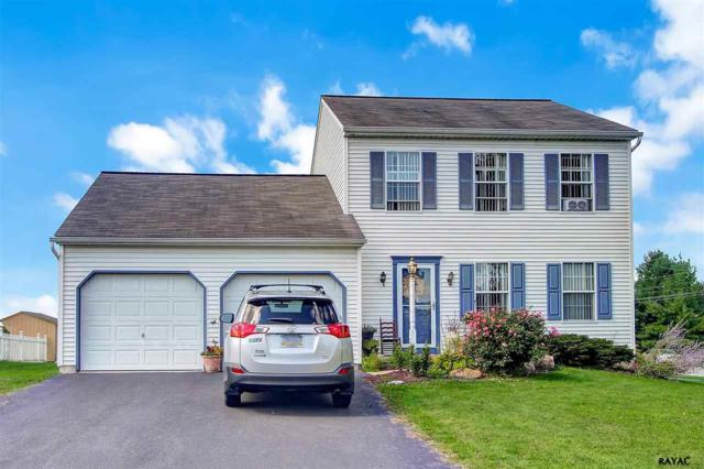 3200 Jayne Ln, Dover, PA 17315 (MLS #21710759) :: Benchmark Real Estate Team of KW Keystone Realty