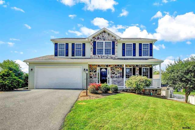 14 Mountain Crest Way, Dillsburg, PA 17019 (MLS #21710783) :: Teampete Realty Services, Inc