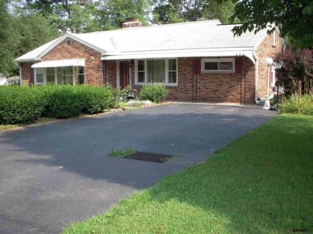 4051 Wilshire Drive, York, PA 17402 (MLS #21710810) :: Benchmark Real Estate Team of KW Keystone Realty