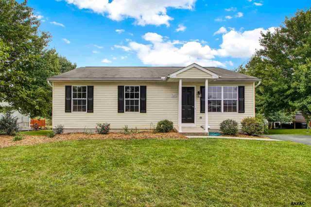 101 Abbotts Drive, Abbottstown, PA 17301 (MLS #21710818) :: CENTURY 21 Core Partners