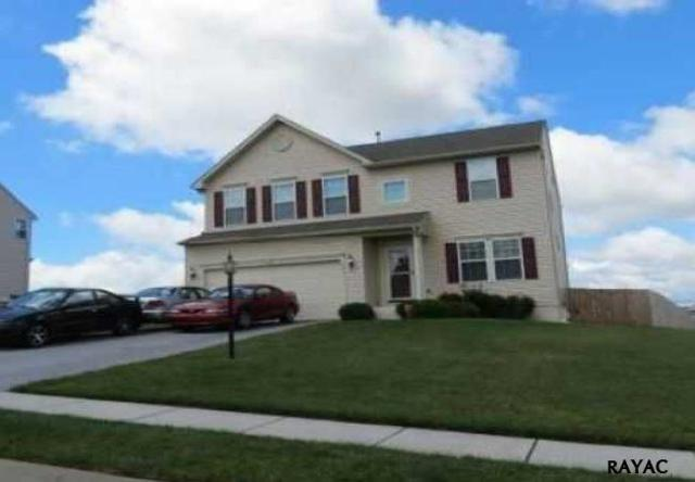 2251 Water Garden Drive, Hanover, PA 17331 (MLS #21710883) :: The Jim Powers Team